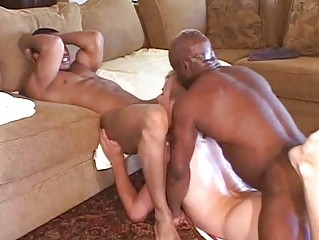 muscular black fuckers banging colorless gay