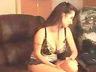 horny milf on webcam