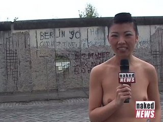 a tour of berlin without any jeans on!