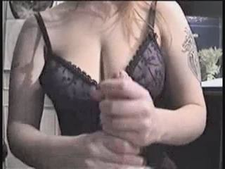 super  breast handjob