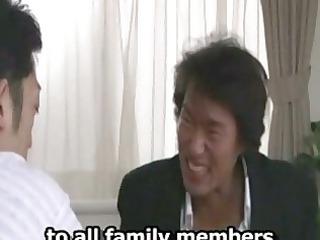 japanese cuckold husband and his lady english