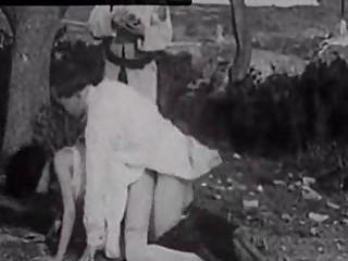 retro awsome banging act   erotica anno 1920