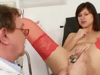 horny gyno nurse hand cave of extremely