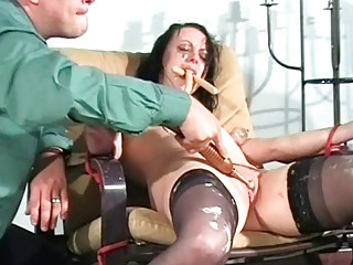 bizarre messy humiliation of crying emily sharpe