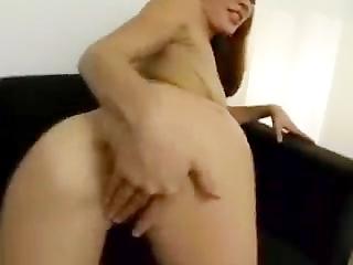 POV blowjob starring Ashley Gracie