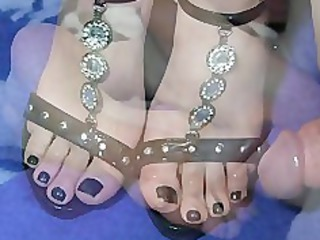 bastinado foot lace