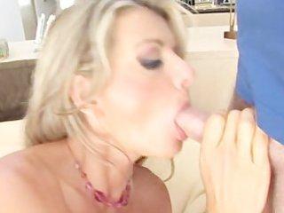 vicky vette dick sucking deepthroat ball lick