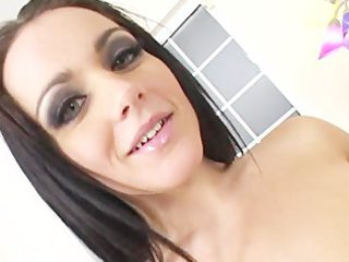 natasha nice blowjob,deepthroat swallow