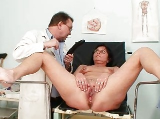 old gangbanged vagina girl bizarre cave exam