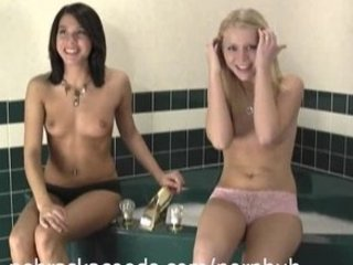 awesome teenager sisters sex interview part 2