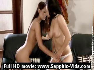 sappic erotica lesbians - preety teens kissing 17