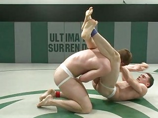 amateur gay guys wrestle for butt domination