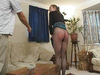 lindsey spanked
