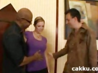 extremely impressive associate acquires gang bang