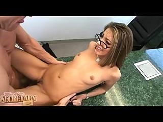 wonderful assistant julia haze obtains the