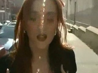 french redhair mistress.flv