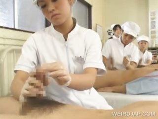 japanese nurses gangbanging patients