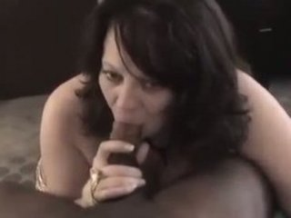bbw licks a mean dick!