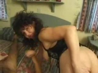 fresh english woman drilled grownup lady