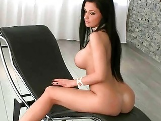 hot girl aletta ocean posing for you