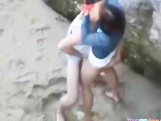 fresh porn into the shore 03