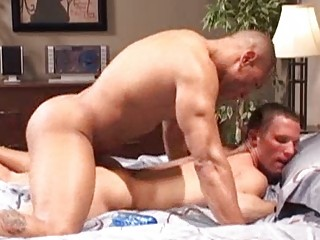 jake cruz gets care of a gay butt