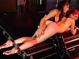 lezdom pleasure and bondage delights