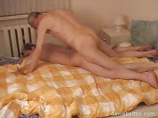 granny male drilling sweet men butt from behind