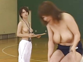 japanese sweetheart is a sporty lady who likes