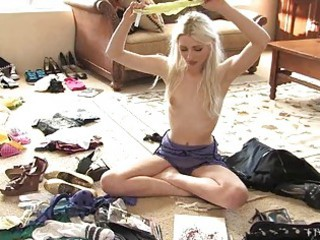 layden desperate albino inexperienced undressing