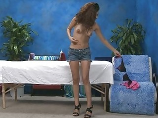 blistering brunette ariana jollee is lubed up and