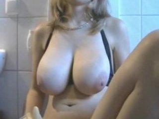 inexperienced bit boob albino acquires drilled