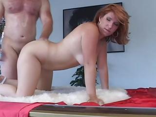 ginger gettin slammed