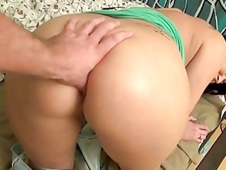 horny gf anal toyed and pounded on tape