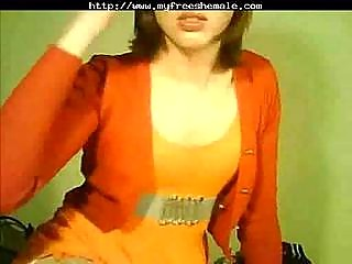 teenager ladyboy exposes her arse aperture