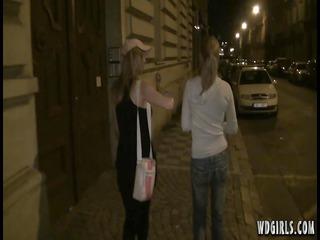 peeing on the street 2