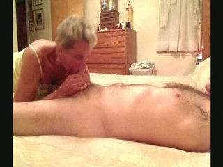 old still knows how to lick a cock