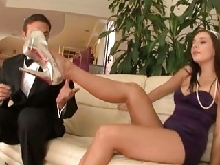dirty whore ashli orion ingests freshly jazzed