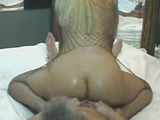 blond sperm inside anal young