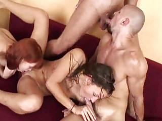 banging and licking the bi way