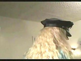 femdom police amp spanking