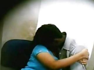 indian teenager duo drilling secretly inside net