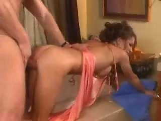 lady into gstring likes some doggy fashion bottom