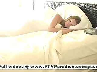 taniafrom ftv girlssuperb blond babe sleeping