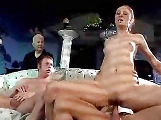alisha bizart watching his wife getting fucked
