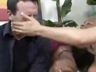 cuckold helping his hot woman