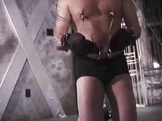 felix enjoy the way his chick makes him an slave