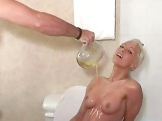 piss golden showers joy