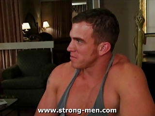 muscle guy lover