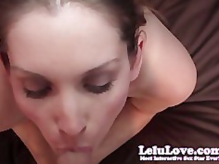 lelu lovepov bj legs like facial